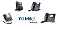 Mitel (Aastra) IP Phones